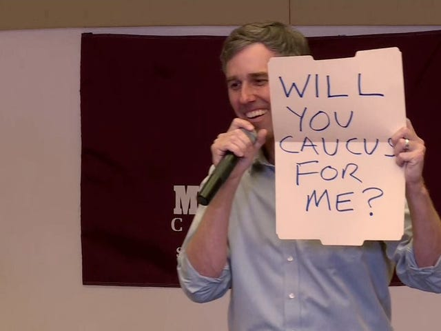 Beto O'Rourke Will Not Go to Prom With You