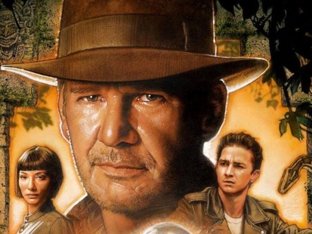 You're Going to Have to Wait Longer for Indiana Jones 5