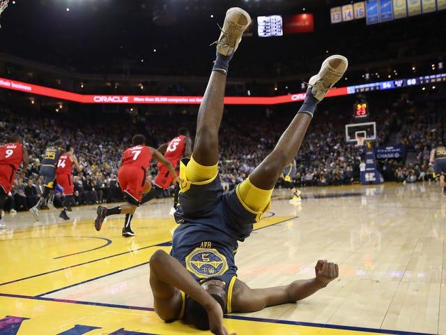 The Raptors Didn't Even Need Kawhi Leonard To Punk The Warriors In Oakland