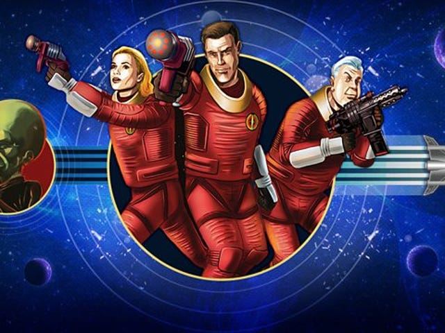 Dan Dare takes off on Radio 4 Extra