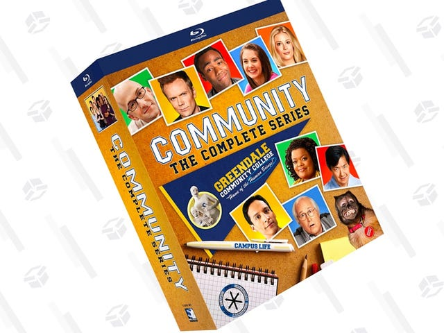 Buy Every Episode of Communityon Blu-ray For Just $54