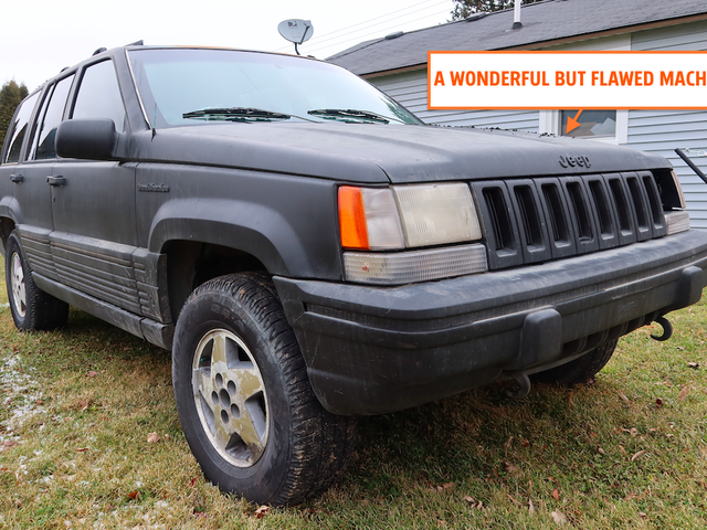 Here's Everything That's Still Wrong With My 260,000 Mile 'Holy Grail' Jeep Grand Cherokee