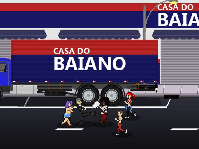 Brazilian Government Calls For Removal Of Violent Far-Right Game From Steam