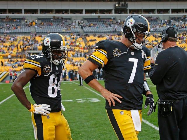 Steelersは、Ben Roethlisbergerが自分が自分だと思っているのと同じくらい重要だと感じさせることができて嬉しい