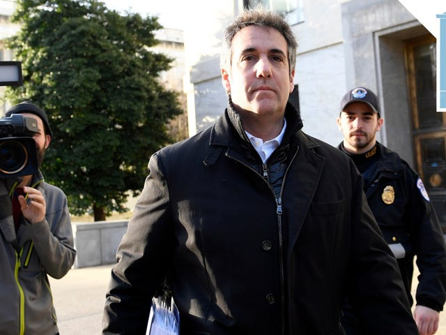 Is Michael Cohen Scared or Excited?