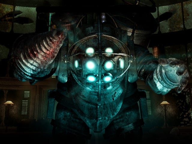 The PC Version Of BioShock Remastered Has Issues