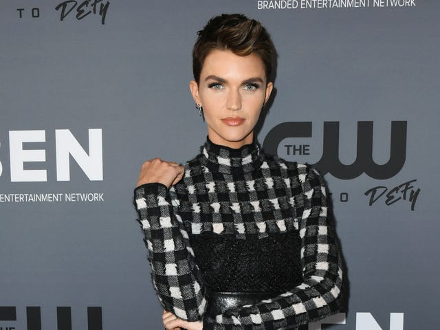 Batwoman's Ruby Rose shares gruesome surgery video after stunt injuries almost left her paralyzed