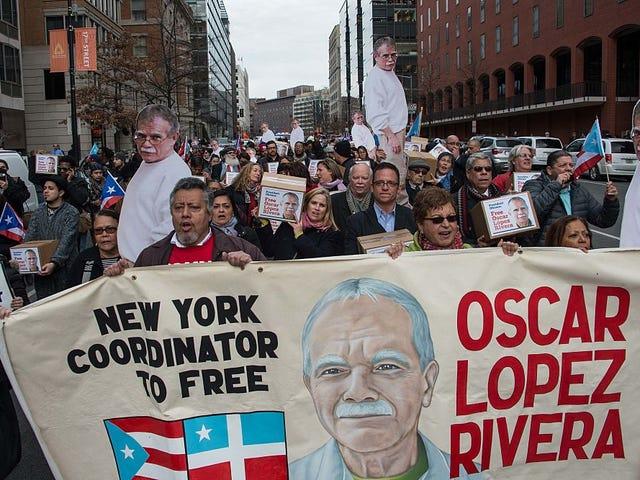 Obama Commutes Sentence of Political Prisoner Oscar López Rivera