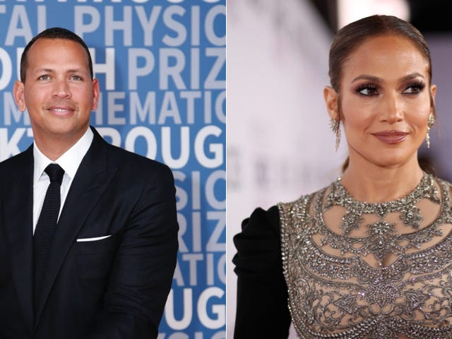 Jennifer Lopez and Alex Rodriguez Are Perfect Together