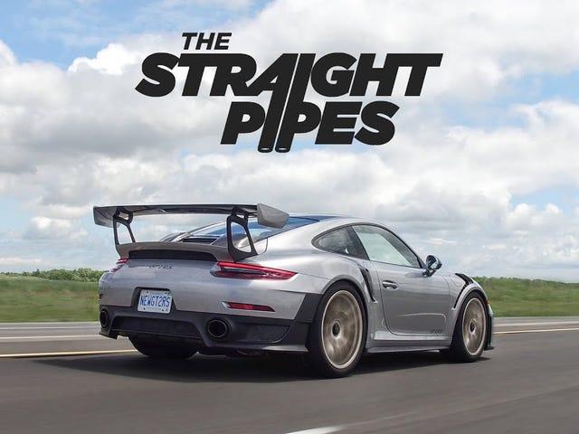 Thank Porsche it's Friday