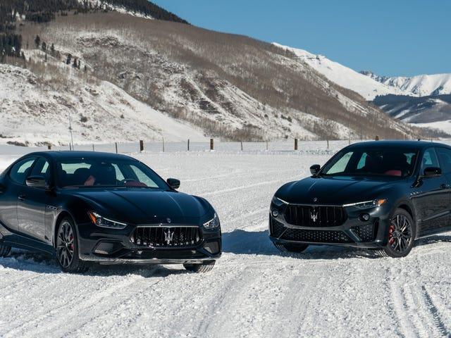 La gamme 2020 de Maserati est considérablement réduite
