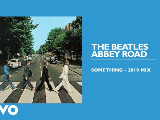 Track: Something (2019 Mix) | Artist: The Beatles | Album: Abbey Road