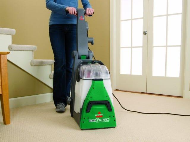Suck Up Big Savings på Ultimate Carpet Cleaner
