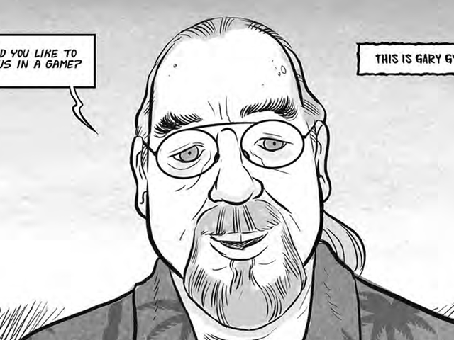 Graphic Novel Sobre o Criador de D&D é Encantador, Mas Cai em uma Armadilha Familiar