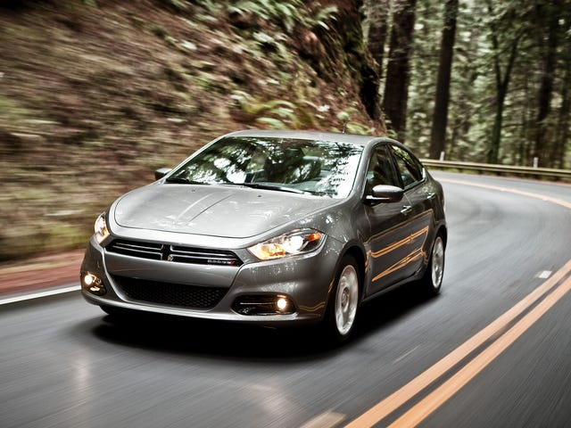 Remember the Dodge Dart? Well, It's Been Recalled
