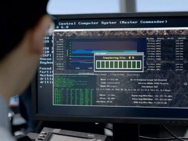 Scorpion Brings the Stupidest, Most Batshit Insane Hacker Scene Ever