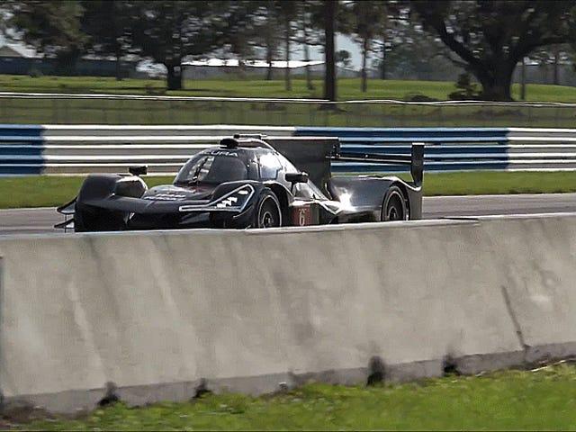 Το Πρόγραμμα Δοκιμών της Πρωτότυπης Ομάδας Acura τώρα περιλαμβάνει το Petit Le Mans