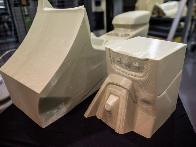 Your Future Ford Might Come With 3D Printed Parts