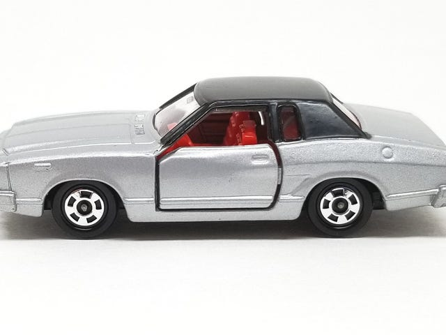 [REVIEW] Tomica Ford Mustang II Ghia
