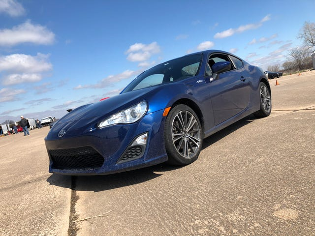 Thoughts on an FR-S, a few days in