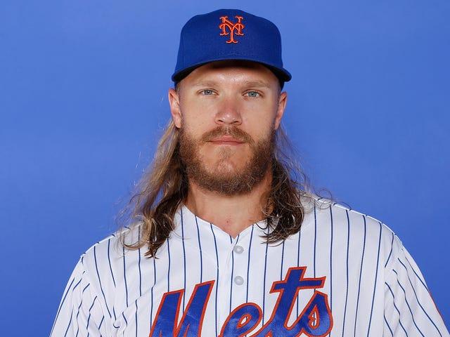 Noah Syndergaard Sangat Tidak Bahagia Karena Mets Membuatnya Pergi ke Syracuse