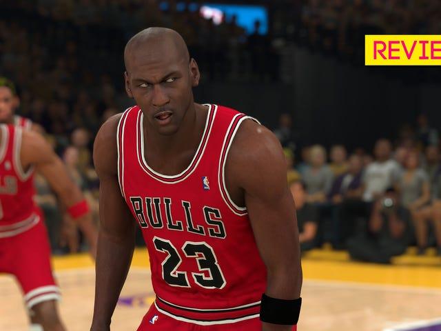 NBA 2K21: The Kotaku Review