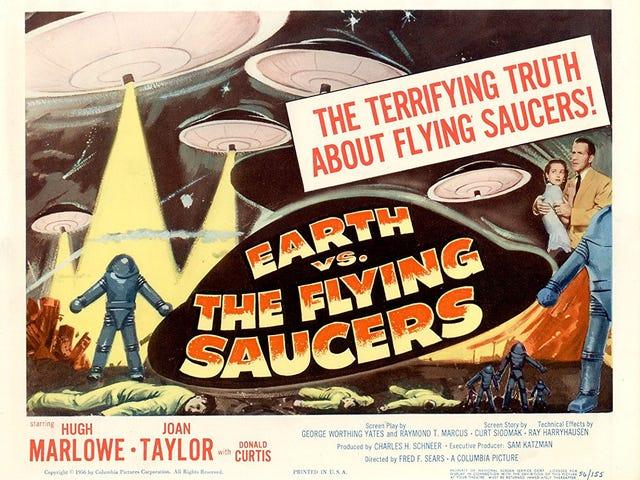 Svengoolie: Earth vs. the Flying Saucers (1956)