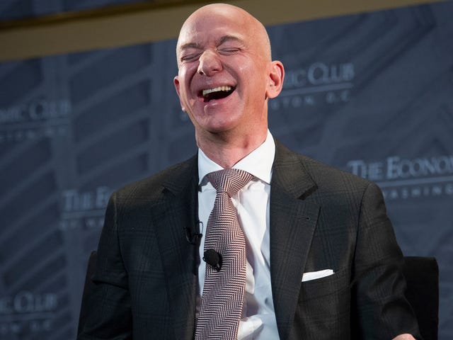 Jeff Bezos Once Sent Gwyneth Paltrow an Email With the Subject 'Jeff Bezos'