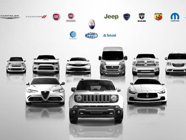 This is Every Car Currently Sold by Fiat Chrysler Automobiles