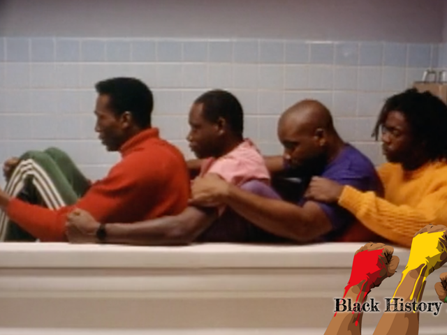 "Black Movie Fridays: A Fun Story About Cool Runnings, ""Gummies"" i wieczór w Nowym Jorku w 2017 roku"