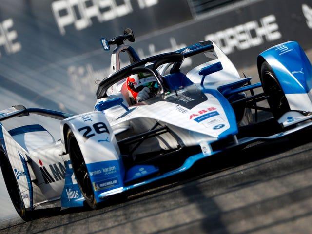 Formula E希望他们的Gen3汽车在30秒内停止充电