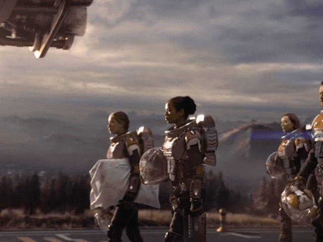 Primer tráiler del reboot deLost in Space: Netflix revive la mítica serie 50 años más tarde