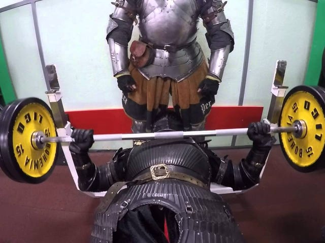 Knightly Workout