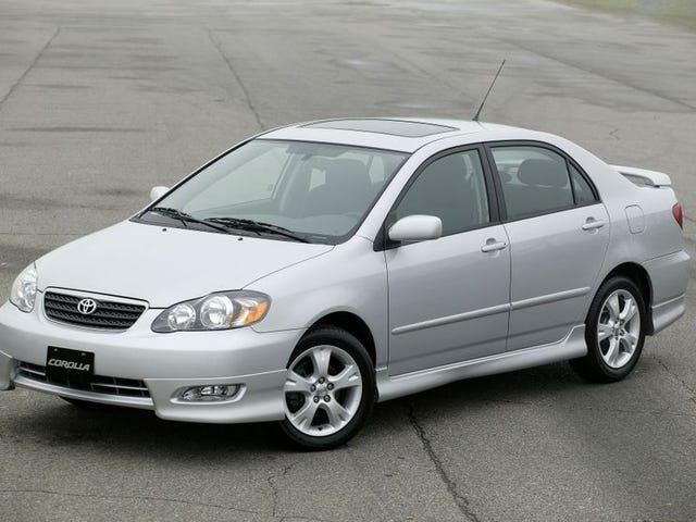 The Underdog - 2005 Toyota Corolla XRS - The Oppo Review