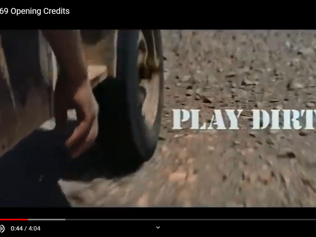 Play Dirty (1969)