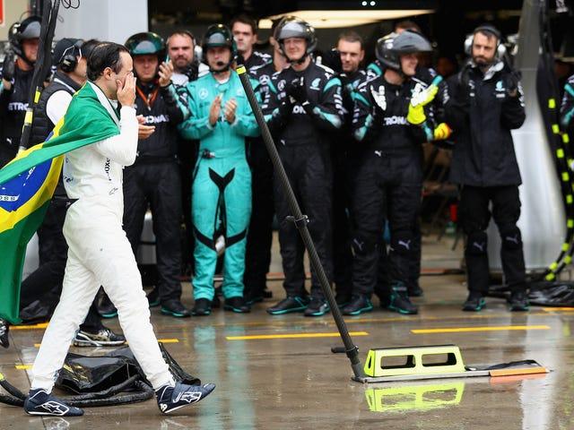 Felipe Massa est en train de prendre sa retraite de F1, comme, pour vrai cette fois
