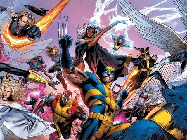 Alle Mutanten sind an einem X-Men und einem Video beteiligt