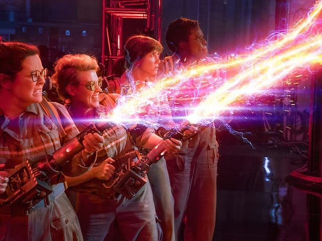 What Are You Fighting for When You Fight the New Ghostbusters?