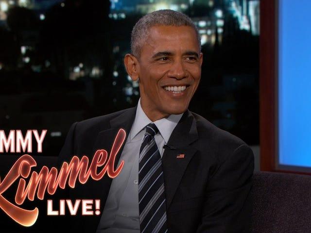 奥巴马骂特朗普是最好的