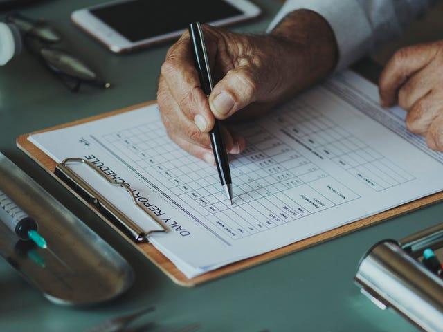 Tjek din sygehusregning mod din forklaring af fordele