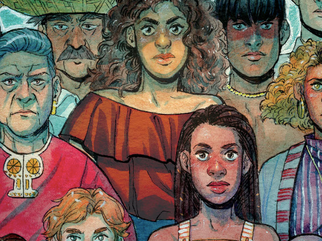 Lion Forge's New Benefit Anthology Is a Love Letter To Puerto Rico