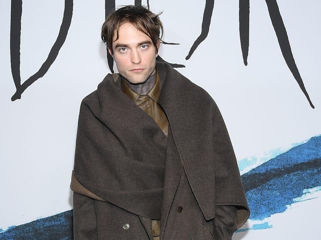 Robert Pattinson on <i>The Batman</i>