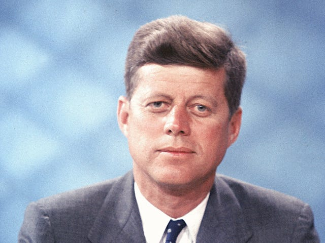John F. Kennedy Lived With More Pain Than We Realized