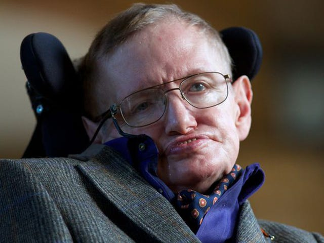 Entire Life Of Universe Flashes Before Stephen Hawking's Eyes<em></em>