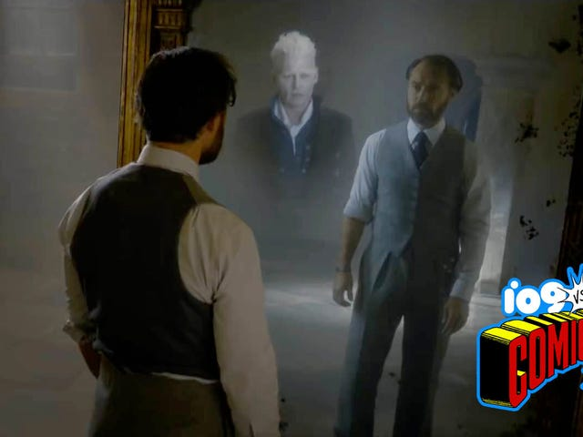 In the New Fantastic Beasts: The Crimes of Grindelwald Trailer, Danger Is Brewing for Wizards and Muggles