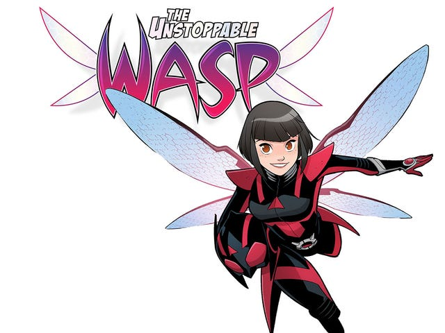 The Unstoppable Wasp is Coming Back!