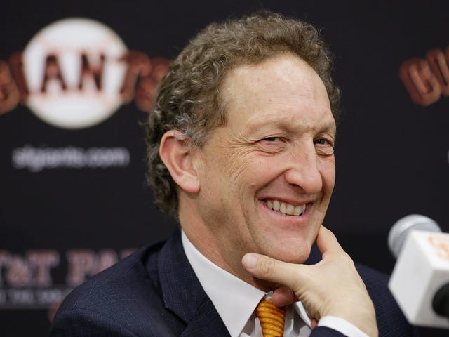 Giants CEO Larry Baer Will Not Be Charged For Pulling His Wife To The Ground In Cell Phone Fight