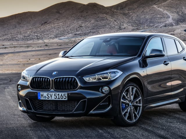 The 302 HP 2019 BMW X2 M35i Gets BMW's Most Powerful Four-Cylinder Ever
