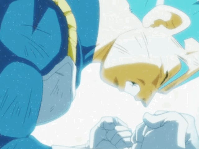 Dragon Ball Super - Downside of Hype og Spectacle / On Limit Breaker Vegeta