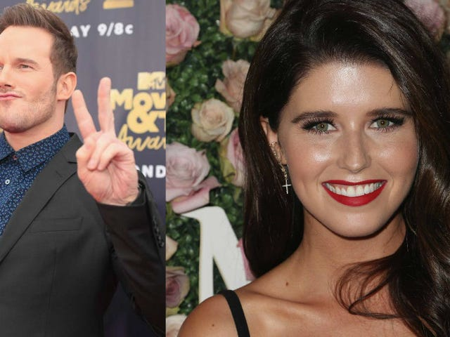 Of Course Chris Pratt and Katherine Schwarzenegger Will Have a 'Religious Wedding'?
